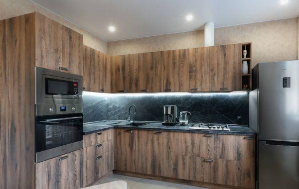 Кухня Нойс из ламинированного ДСП