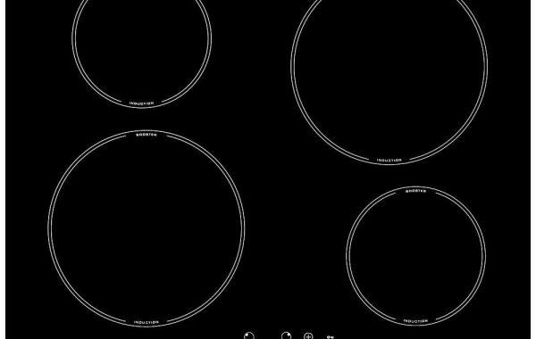 Индукционная варочная панель HI 64042 B