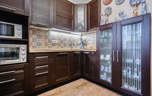 Кухня СУ662 Марсель-3 пп Винтаж