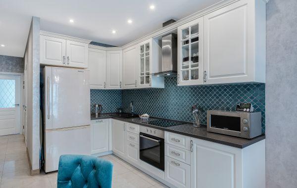 Кухня ВШ532 Лонгфорд RAL9010