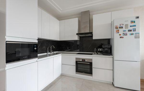 Кухня ПА223 Система RAL 9003 гл