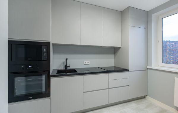 Кухня ПИ1137 Система RAL 7047 мат