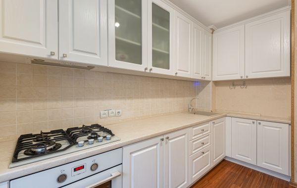 Кухня КШ5216 Волна Лонгфорд Ясень молочный МДФ + пленка ПВХ