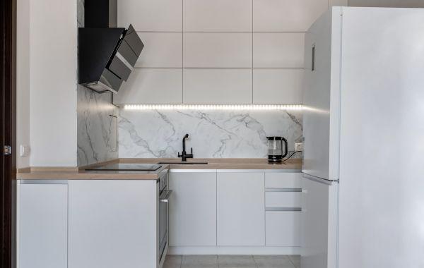 Кухня БШ1140 Акрил 5 Белый TopMatt