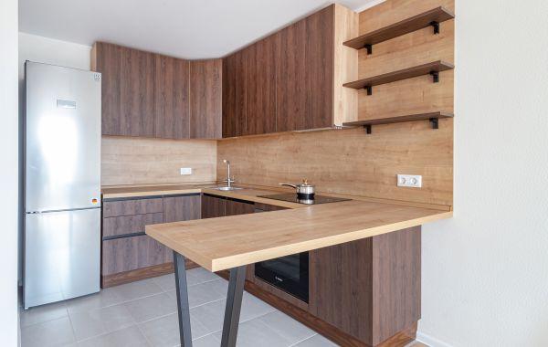 Кухня ВП979 Пост-тимбер Кестен