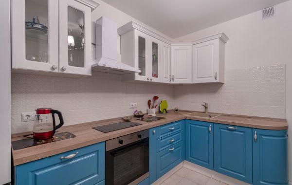 Кухня ВП865 Лонгфорд RAL9003/RAL5024
