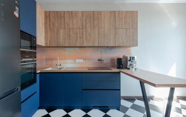 Кухня НК149 ПЛТ Пост-Синкрон Бергамо
