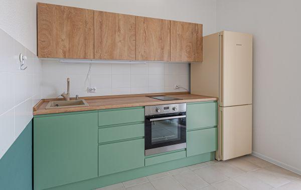 Кухня ТШ3221 КР Система K131 мат,  Дуб Классик Синкро