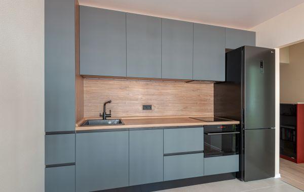 Кухня КА1125 Акрил-8 Зеленый NTM