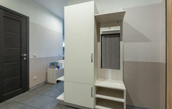 Кухня ВИД378 Акрил-5 Белый topMatt
