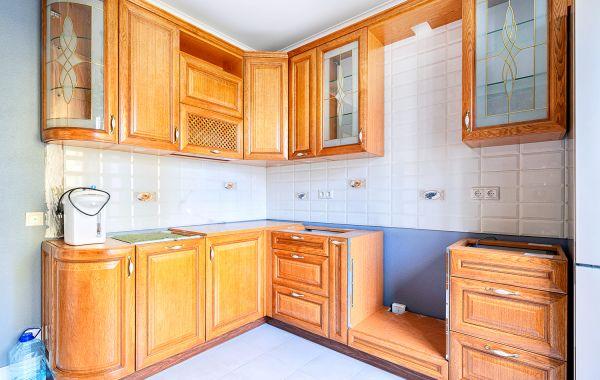 Кухня ЗОВ заказ АМ88 Массив Дуб 03 тип 08