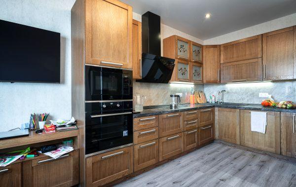 Кухня ВШ704 Массив Дуба Тип 30 Цвет 9