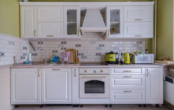Кухня ХМ402 Лонгфорд RAL 9010