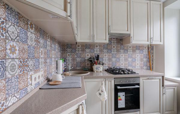 Кухня ПП362 Массив Дуба/Дуб24