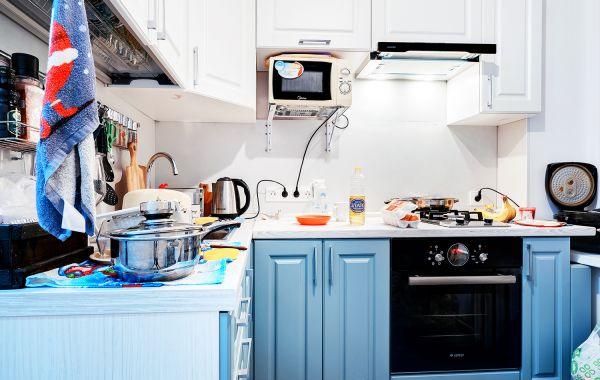 Кухни ЗОВ заказ БА833 Лонгфорд Античный белый