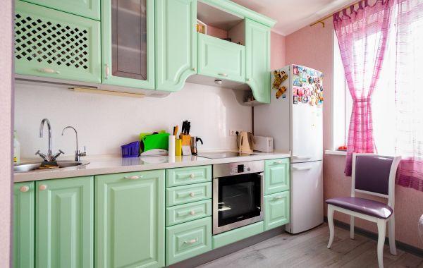 Кухня ЗОВ заказ БА532 МДФ Париж ZOV186
