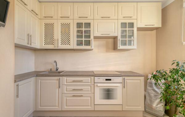 Кухня ВИВА102 Волна Лонгфорд Айвори/Кашемир